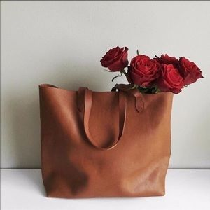 BEST!! NWT Madewell The Zip-Top Transport Tote